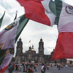 Отель Hampton Inn & Suites Mexico City - Centro Historico Мехико