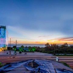 Отель Hanh Ngoc Bungalow парковка