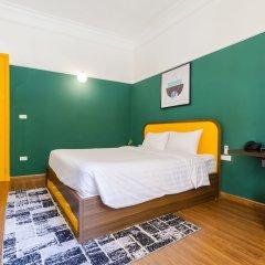 Отель The Poppy Villa & Hotel Вьетнам, Ханой - отзывы, цены и фото номеров - забронировать отель The Poppy Villa & Hotel онлайн комната для гостей фото 4