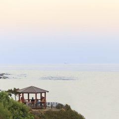 Отель Rodos Princess Beach Родос приотельная территория