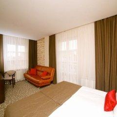 Гостиница Villa Marina 3* Стандартный номер с разными типами кроватей фото 7