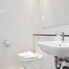 Отель Vasa, Sure Hotel Collection by Best Western Швеция, Гётеборг - отзывы, цены и фото номеров - забронировать отель Vasa, Sure Hotel Collection by Best Western онлайн ванная