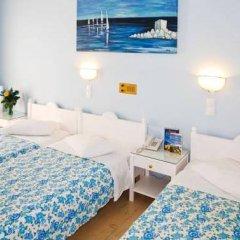 Отель Glaros комната для гостей фото 4