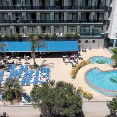 Hotel Blaumar бассейн фото 2