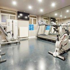Отель The Augustin фитнесс-зал