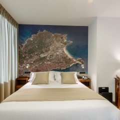 Отель Suite Home Sardinero Испания, Сантандер - отзывы, цены и фото номеров - забронировать отель Suite Home Sardinero онлайн комната для гостей фото 3