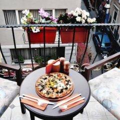 Taksim House Hotel Турция, Стамбул - отзывы, цены и фото номеров - забронировать отель Taksim House Hotel онлайн балкон
