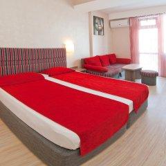 Отель Kotva Болгария, Солнечный берег - отзывы, цены и фото номеров - забронировать отель Kotva онлайн комната для гостей фото 5