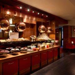 Отель Starhotels Ritz Италия, Милан - 9 отзывов об отеле, цены и фото номеров - забронировать отель Starhotels Ritz онлайн питание