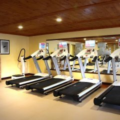 Kempinski Hotel San Lawrenz фитнесс-зал фото 3