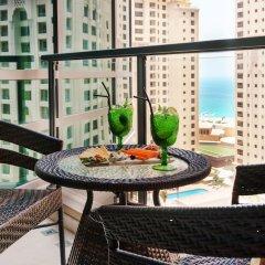 Апартаменты Dream Inn Dubai Apartments - Al Sahab балкон