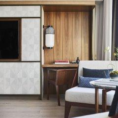Отель Gran Hotel Torre Catalunya Испания, Барселона - 9 отзывов об отеле, цены и фото номеров - забронировать отель Gran Hotel Torre Catalunya онлайн комната для гостей фото 4