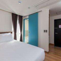 Отель First Stay Hotel Южная Корея, Сеул - отзывы, цены и фото номеров - забронировать отель First Stay Hotel онлайн комната для гостей фото 5