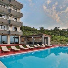 Отель Bevilacqua Apartments Черногория, Будва - отзывы, цены и фото номеров - забронировать отель Bevilacqua Apartments онлайн бассейн
