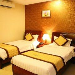 Отель Corvin Hotel Вьетнам, Вунгтау - отзывы, цены и фото номеров - забронировать отель Corvin Hotel онлайн комната для гостей фото 5