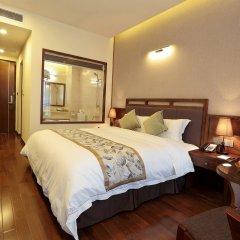 Sapa Legend Hotel & Spa комната для гостей