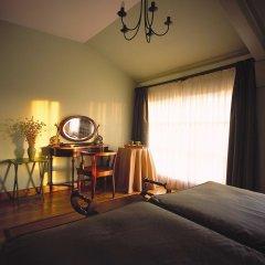 Отель Posada Real Del Pinar Посаль-де-Гальинас удобства в номере