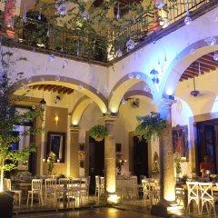 Отель Casa Pedro Loza Мексика, Гвадалахара - отзывы, цены и фото номеров - забронировать отель Casa Pedro Loza онлайн питание фото 3