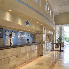 Отель Occidental Costa Cancún All Inclusive Мексика, Канкун - 12 отзывов об отеле, цены и фото номеров - забронировать отель Occidental Costa Cancún All Inclusive онлайн интерьер отеля фото 3