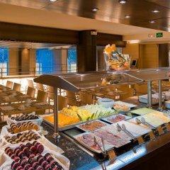 Отель Silken Puerta de Valencia Испания, Валенсия - 5 отзывов об отеле, цены и фото номеров - забронировать отель Silken Puerta de Valencia онлайн питание фото 2