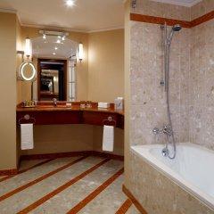Отель Марриотт Москва Ройал Аврора ванная фото 3