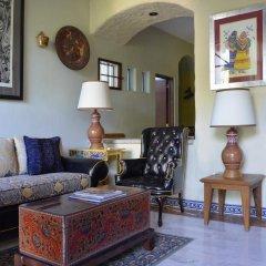 Отель Casa de las Flores Мексика, Тлакуепакуе - отзывы, цены и фото номеров - забронировать отель Casa de las Flores онлайн интерьер отеля фото 3