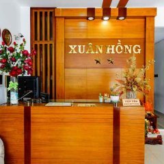 Отель Xuan Hong 2 Далат интерьер отеля
