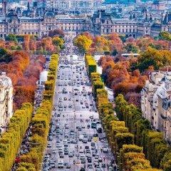 Отель Cocoon Loft - Champs-Elysées Франция, Париж - отзывы, цены и фото номеров - забронировать отель Cocoon Loft - Champs-Elysées онлайн городской автобус