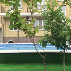Гостиница Родничок(Анапа) в Анапе 1 отзыв об отеле, цены и фото номеров - забронировать гостиницу Родничок(Анапа) онлайн бассейн фото 2