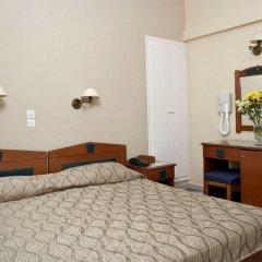 Отель Klonos Anna Греция, Эгина - отзывы, цены и фото номеров - забронировать отель Klonos Anna онлайн комната для гостей фото 5