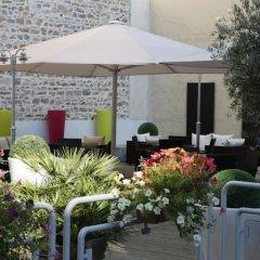 Отель Hôtel Charlemagne Франция, Лион - 1 отзыв об отеле, цены и фото номеров - забронировать отель Hôtel Charlemagne онлайн балкон