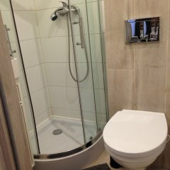 Отель Stay99 Apart Wodna Польша, Познань - отзывы, цены и фото номеров - забронировать отель Stay99 Apart Wodna онлайн ванная