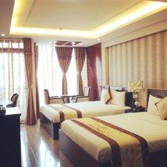 Отель Hoang Dung Hotel – Hong Vina Вьетнам, Хошимин - отзывы, цены и фото номеров - забронировать отель Hoang Dung Hotel – Hong Vina онлайн комната для гостей фото 3
