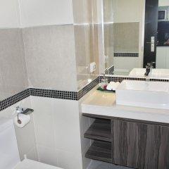 Отель Wong Amat Tower Apt.909 Паттайя ванная