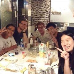 Bakpak Tokyo Hostel Токио питание фото 3