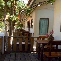 Отель Naku Resort балкон