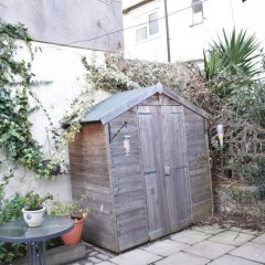 Отель Charming 1 Bedroom Flat in Central Brighton развлечения