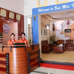 Ban Mai 66 Hotel интерьер отеля фото 3