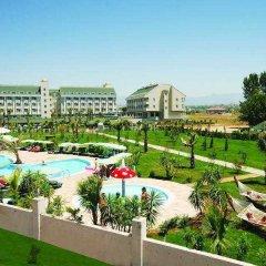Отель Primasol Hane Garden балкон