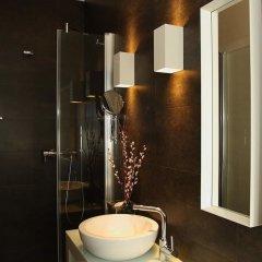 Отель Castilho House Португалия, Лиссабон - отзывы, цены и фото номеров - забронировать отель Castilho House онлайн ванная фото 2