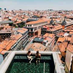 Отель Dear Hotel Madrid Испания, Мадрид - 1 отзыв об отеле, цены и фото номеров - забронировать отель Dear Hotel Madrid онлайн пляж фото 2