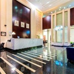 Nojoum Hotel Apartments интерьер отеля фото 2