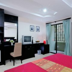 Отель Patong Hillside удобства в номере фото 2