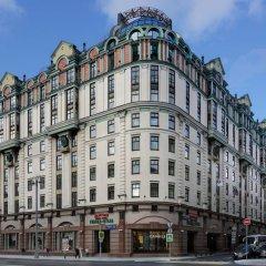 Гостиница Марриотт Москва Гранд вид на фасад фото 2