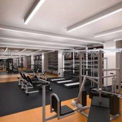 Отель The G Suites фитнесс-зал фото 4