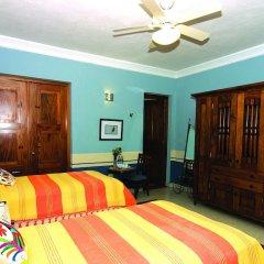 Hotel Casa San Angel - Только для взрослых комната для гостей фото 4