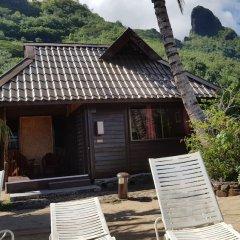 Отель Kaveka Французская Полинезия, Папеэте - отзывы, цены и фото номеров - забронировать отель Kaveka онлайн балкон