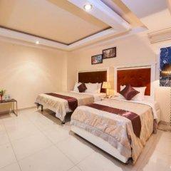 King Star Central Hotel сейф в номере