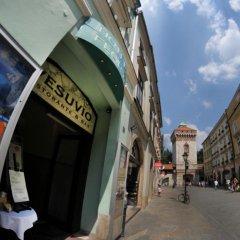 Отель Floryan Old Town Краков парковка
