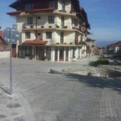 Hotel Gazei Банско парковка